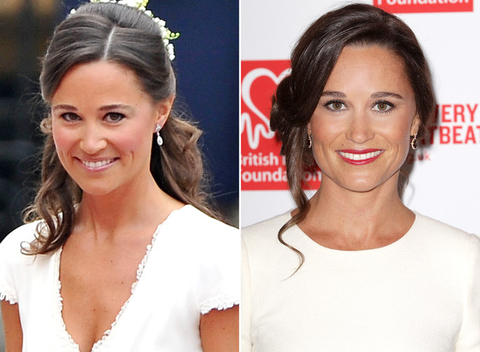 See Pippa Middleton's Changing Looks on Her 33rd Birthday
