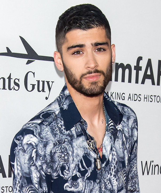 NEW YORK, NY - JUNE 09:  Singer Zayn Malik attends 7th Annual amfAR Inspiration Gala New York at Skylight at Moynihan Station on June 9, 2016 in New York City.  (Photo by Gilbert Carrasquillo/FilmMagic)
