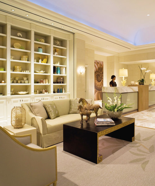 <p>Four Seasons Palm Beach Salon</p>