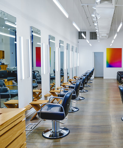 <p>FourteenJay Salon</p>