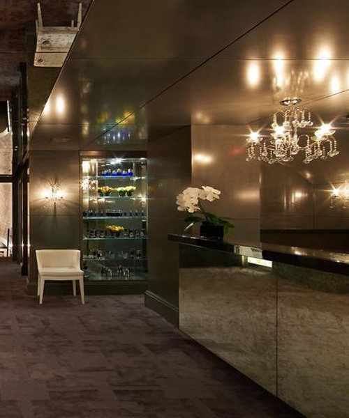 <p>THE SISLEY SPA AT THE CARLYLE</p>