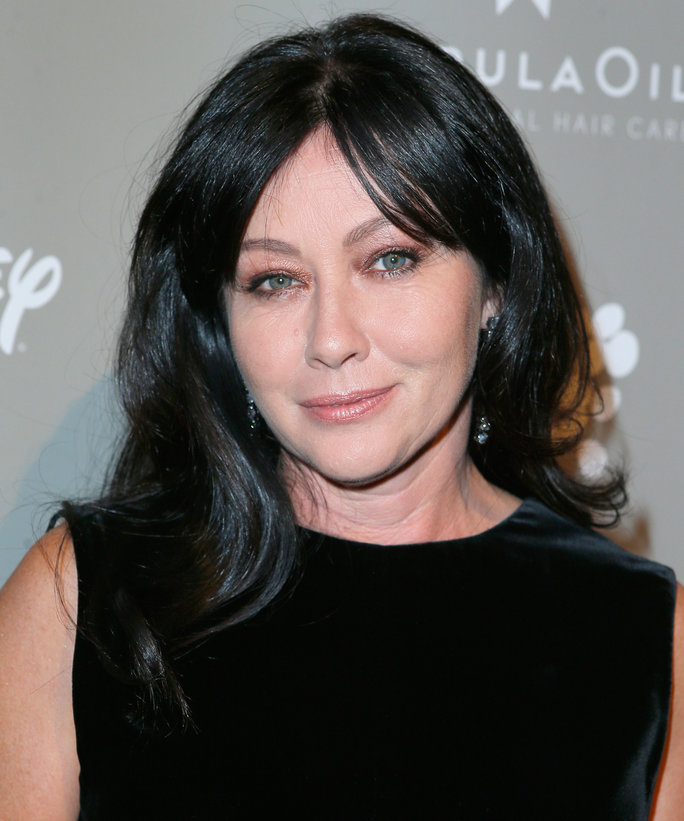 Shannen Doherty: 'My husband has been my best friend throughout cancer battle'