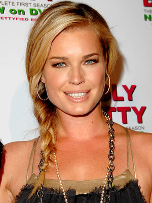 Star Q&A: What's The Best Beauty Tip You Learned On Set? -  Rebecca Romijn