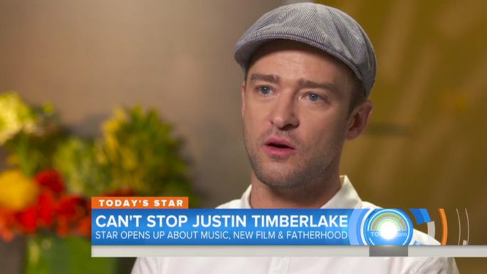 Justin Timberlake Video Tout