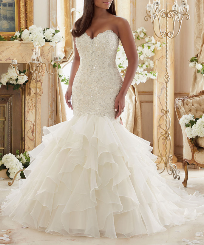 Wedding Gowns For Petite Figures: Best Plus Size Wedding Dresses
