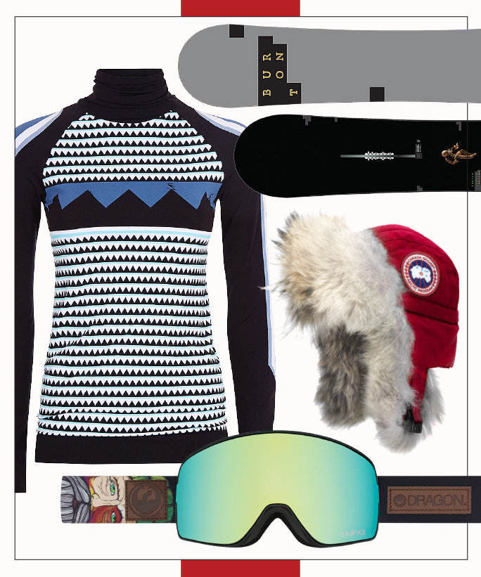 Holiday Gift Picks for Skiers & Snowboarders
