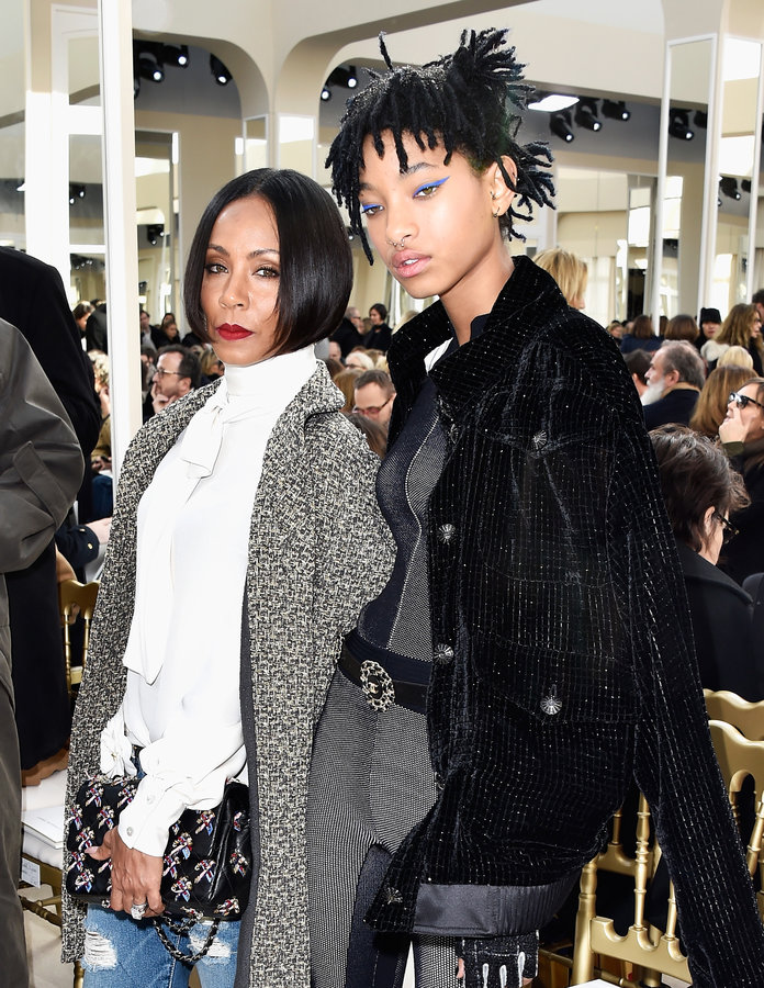 Clone of Jada Pinkett Smith and Willow Smith LEAD