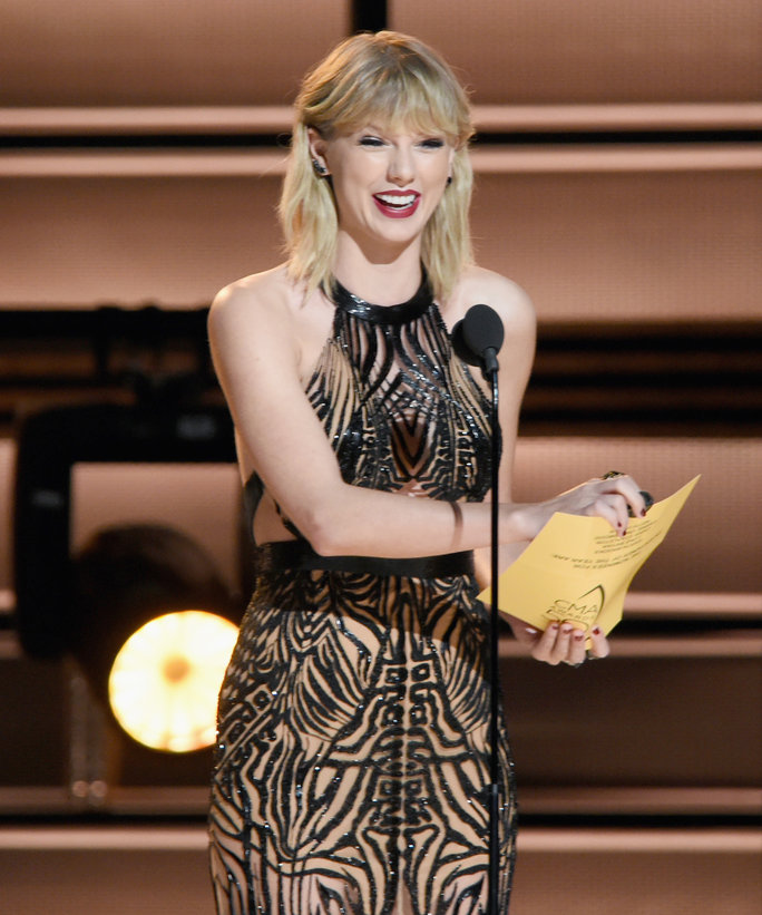 Of Course Taylor Swift Had a Star-Studded Post-CMA Awards Party