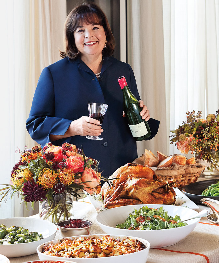 Ina Garten's Favorite Thanksgiving Recipes