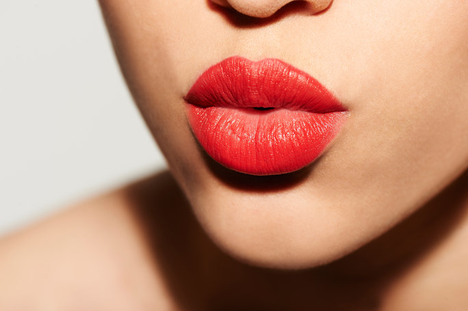 You Have Red Lipstick on Your Teeth & Other Beauty Things You Wish People Told You