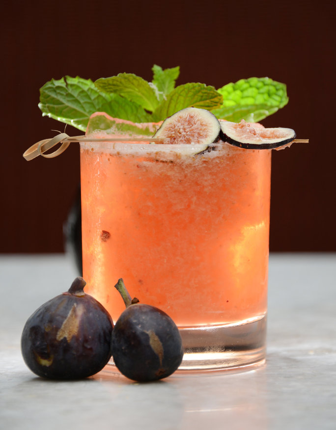 Fig and Walnut Julep LEAD