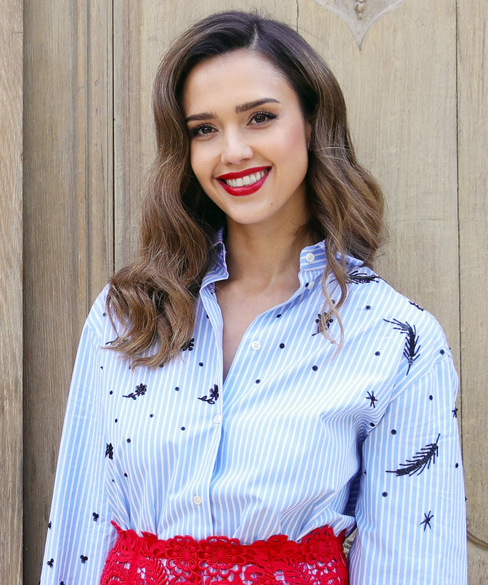 The One Fashion Advice Jessica Alba Won't Give Her Daughters