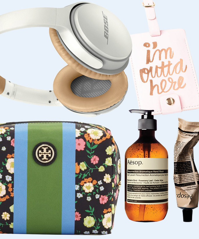 13Gifts for the Jetsetter