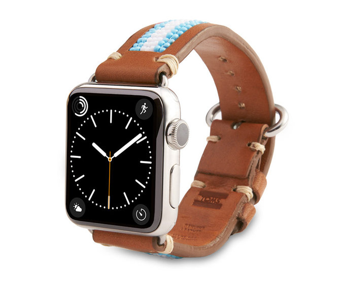 <p>Toms for Apple Watch Limited Edition Leather Band</p>