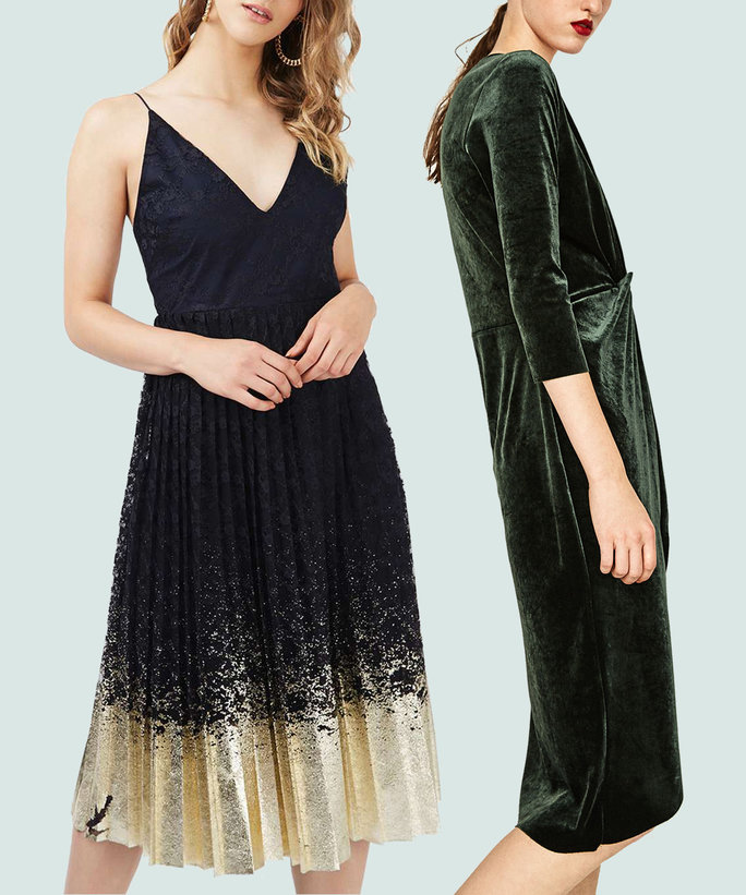 The 20 Best Holiday Dresses Under $200 to Wear to Every Party