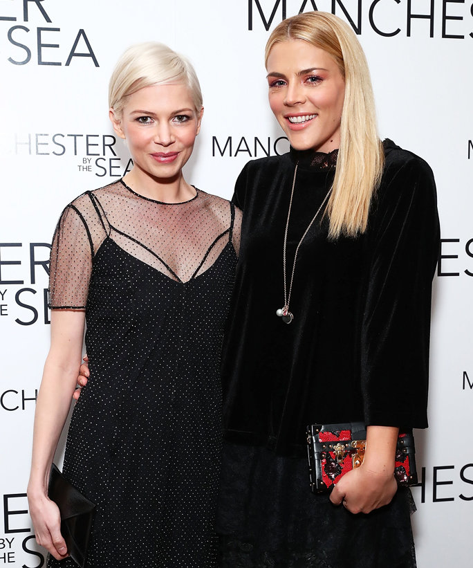 "Michelle Williams Says Busy Philipps Is ""Proof That the Love of Your Life"" Can Be Your BFF"