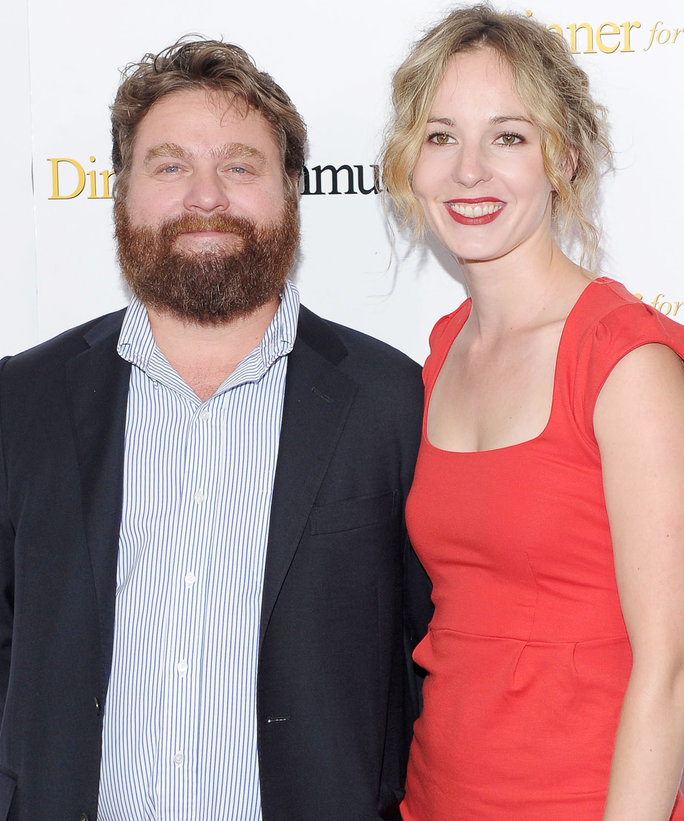 Zach Galifianakis Welcomes Baby No. 2 with Wife Quinn Lundberg