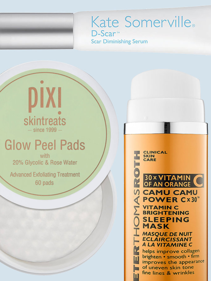 9 Products that Will Help Make Your Acne Scars Disappear