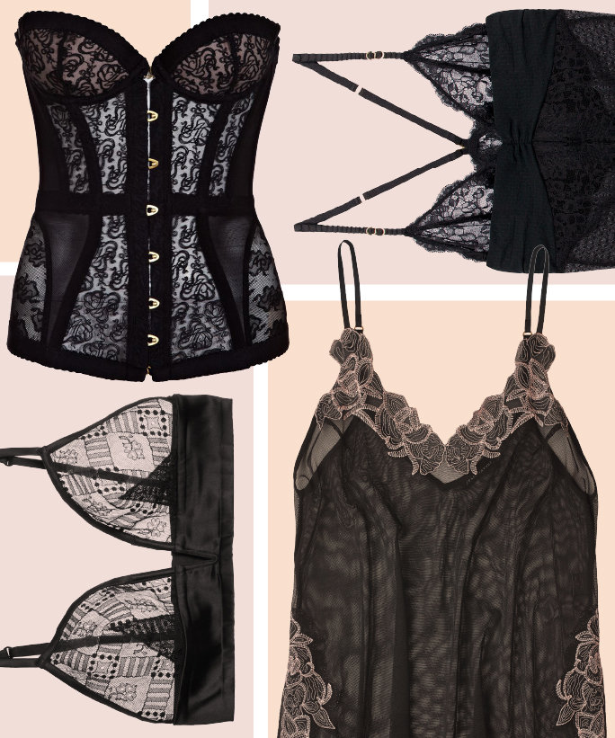 The Sexiest Lingerie for Women with Small Busts