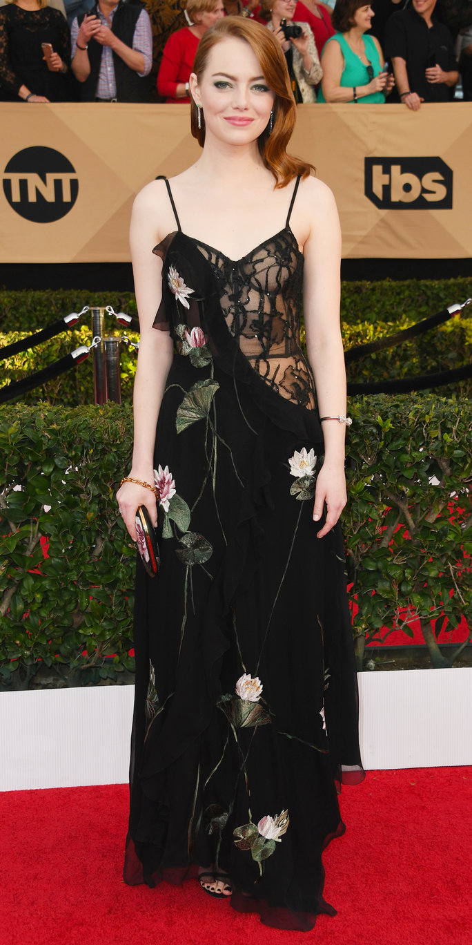 fc804319b0e The Top 5 Best Dressed at the 2017 Screen Actors Guild Awards ...