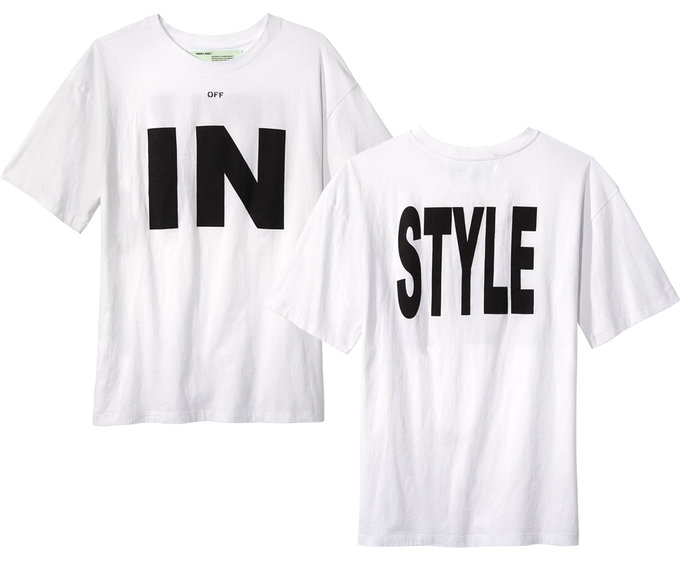 Virgil Abloh InStyle T-Shirt
