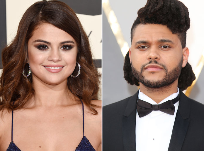 Selena Gomez and The Weeknd Just Posted Their Best Selfie Yet