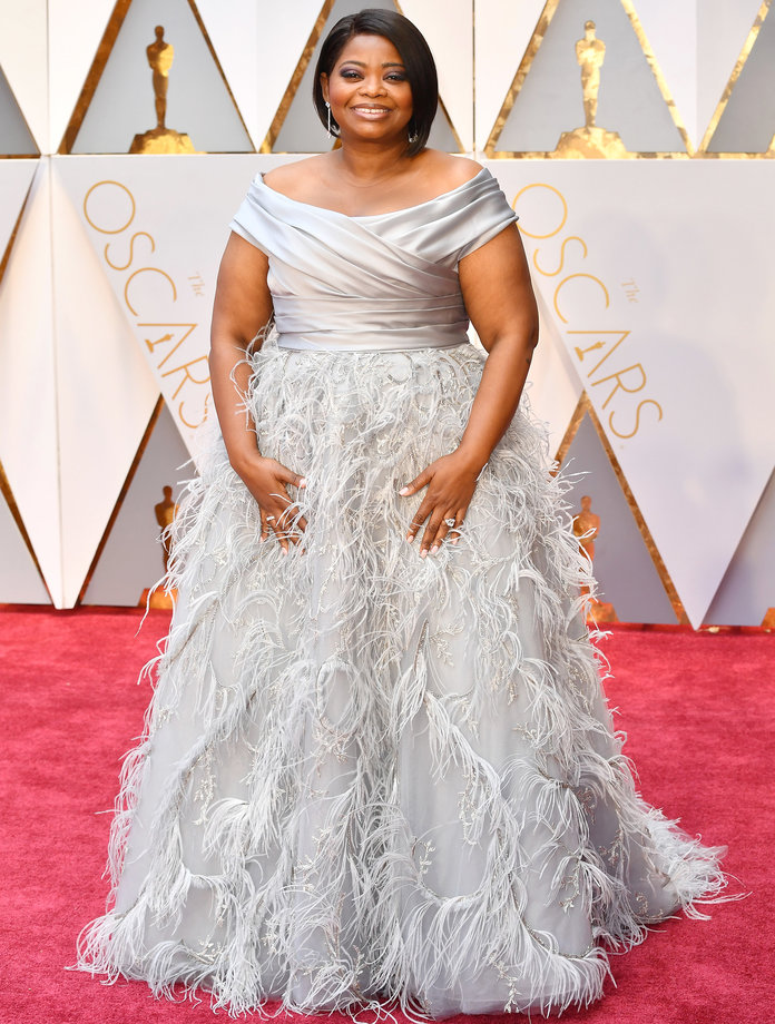 Fringe and Feathers Were Having at Major Moment at the Oscars