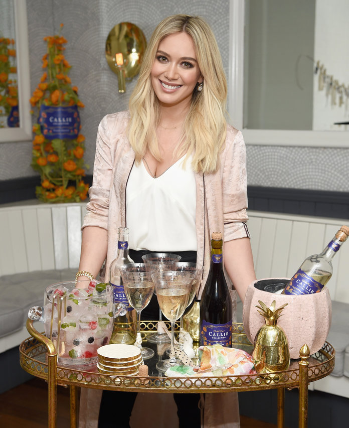 Hilary Duff's Go-To Recipe for a Girls' Night in Is Surprisingly Easy