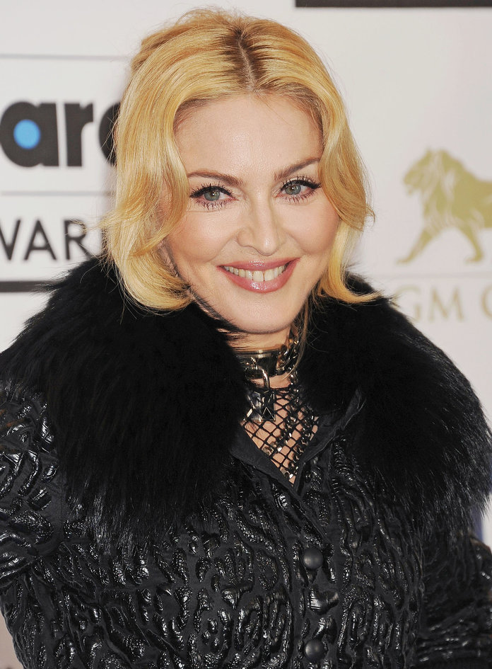 Surprise! Madonna Moved to Europe Without Telling Us