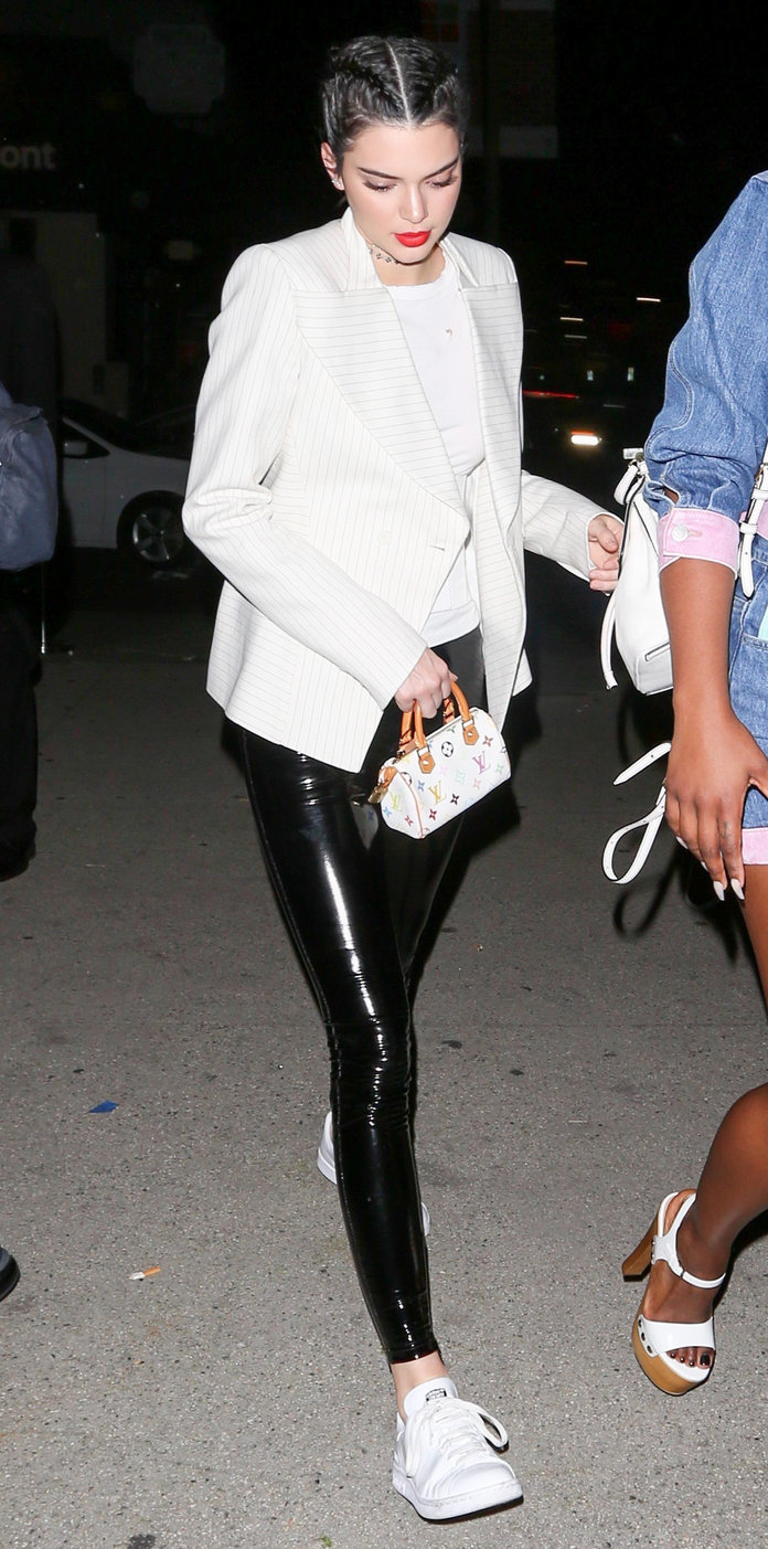 632f05106a703 Kendall Jenner's Chic Street Style | InStyle.com