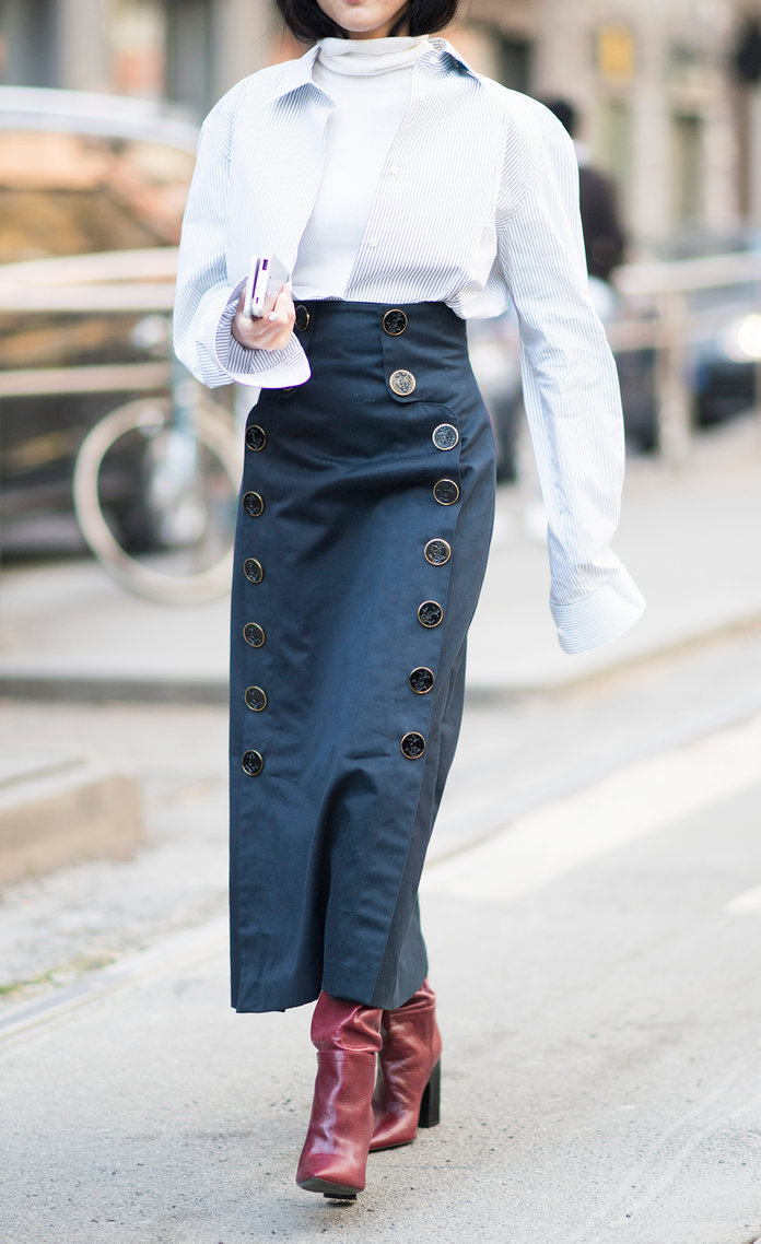 Oversize Buttons - Lead