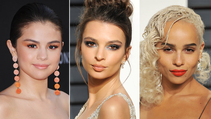 Celeb Prom Makeup Looks - Lead