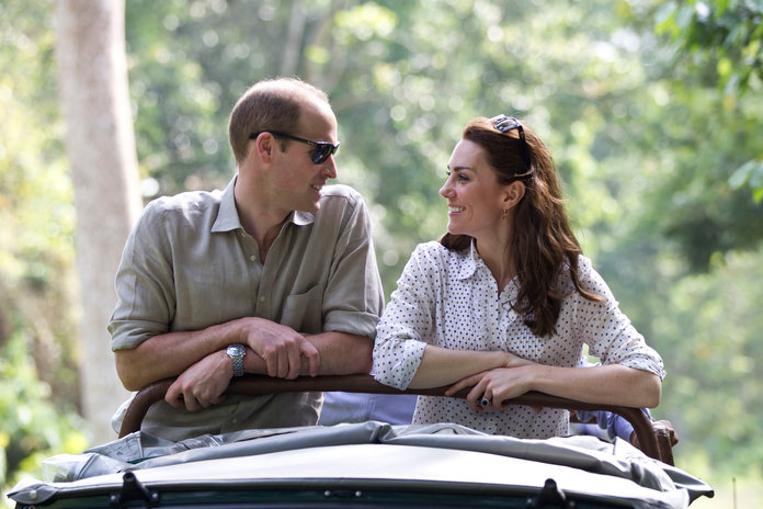 <p>Will and Kate</p>