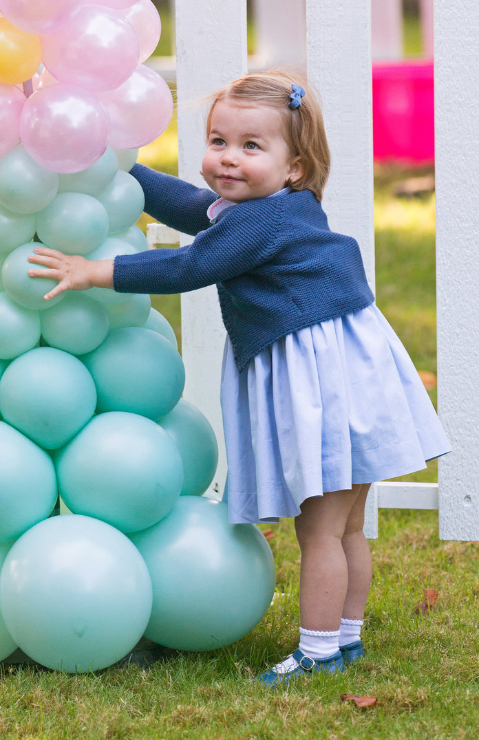 It's Princess Charlotte's Second Birthday! See the Little Royal's Cutest Moments