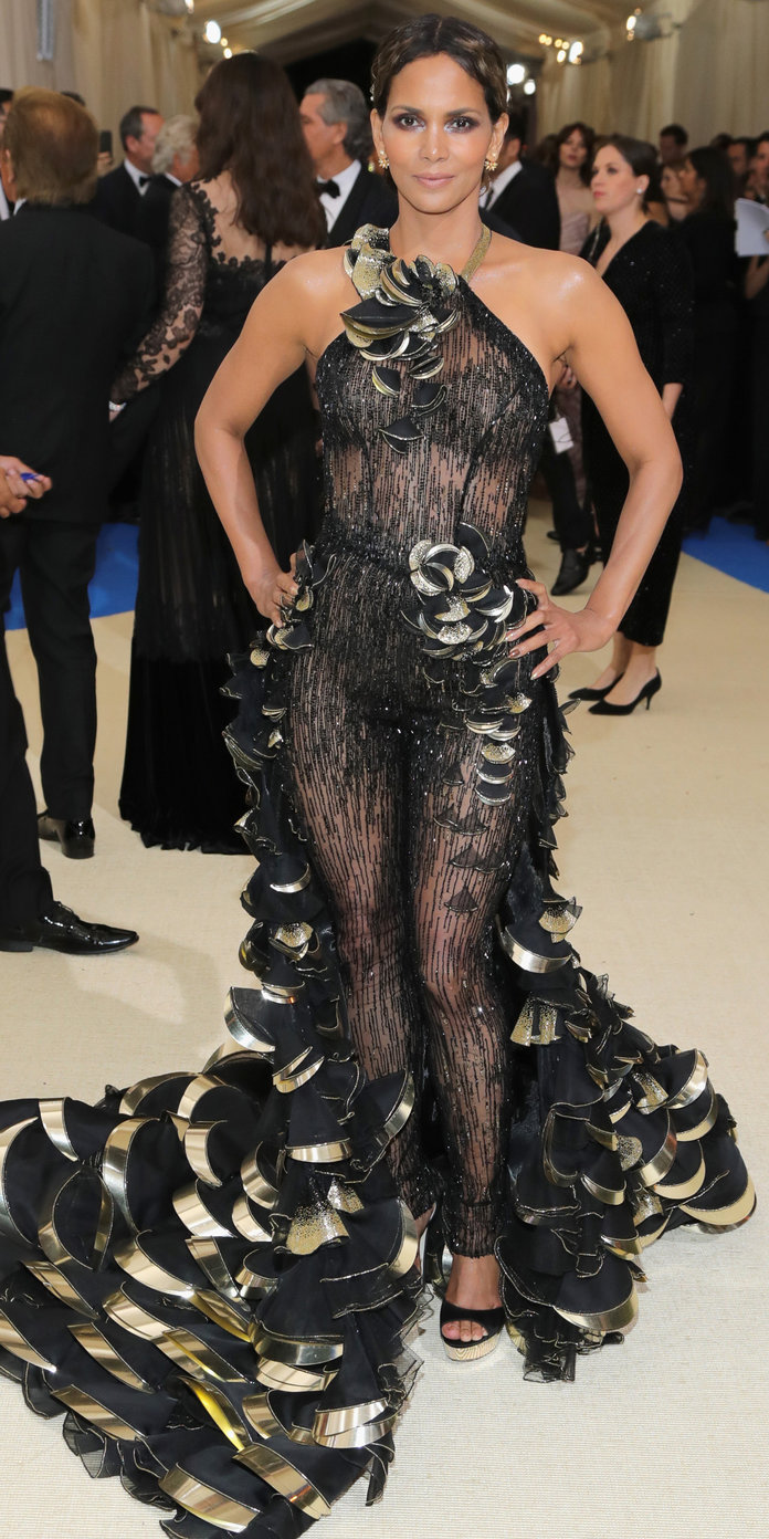 The Year in Naked Dresses: The 25 Most Revealing Red Carpet Gowns of2013 picture