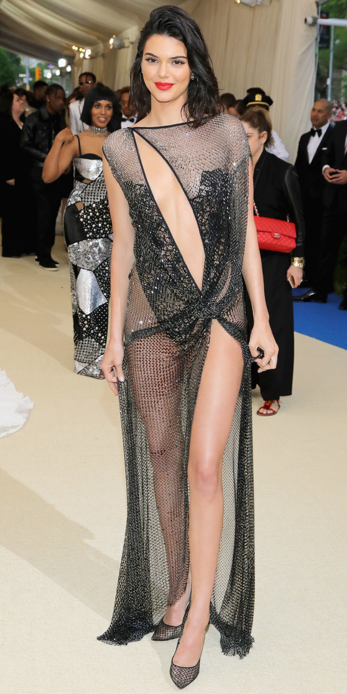 The 35 Most Naked Dresses Of All Time