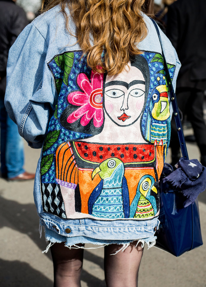 14 Seriously Next-Level Denim Jackets