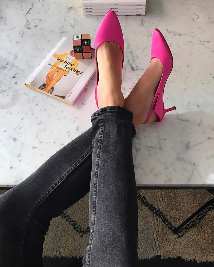 Why Everyone Is Falling Back in Love with the Kitten Heel
