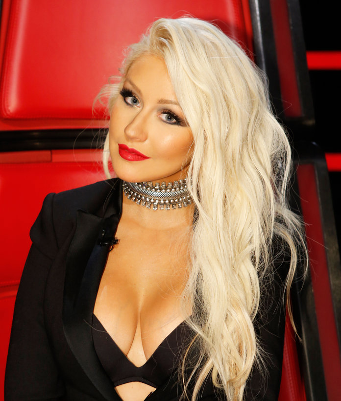 Christina Aguilera on Fragrance and Vintage Beauty Trends ... Christina Aguilera