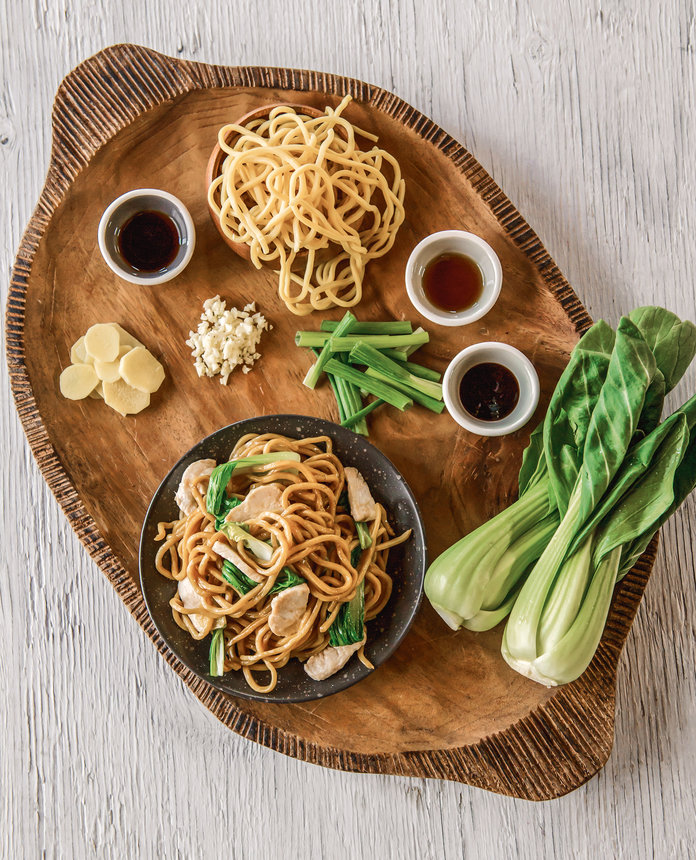 Skip Take Out and Make These Easy Lo Mein Noodles For Dinner