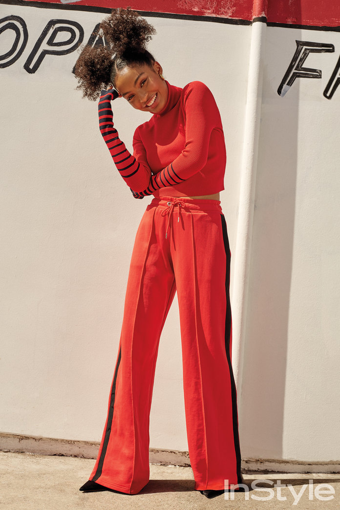 <p>SPORTY CHIC</p>