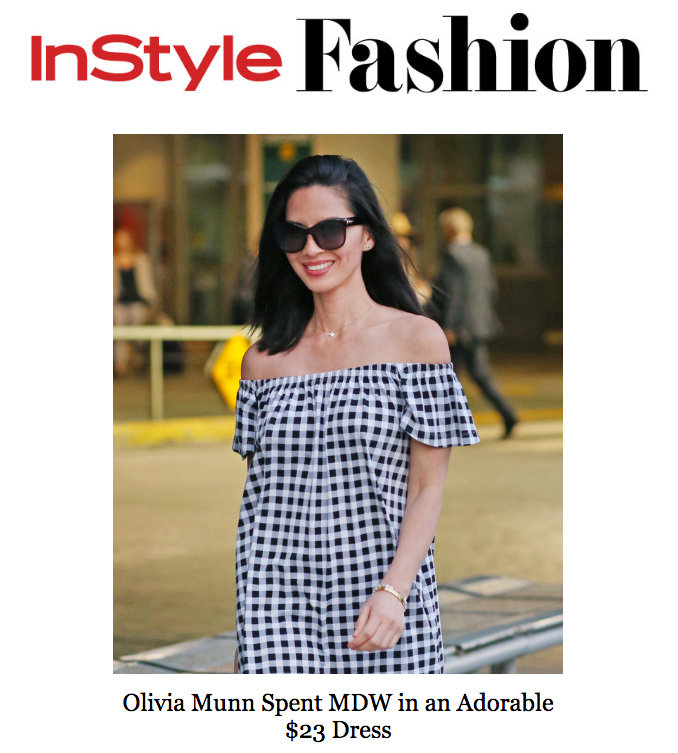 InStyle Fashion Newsletter