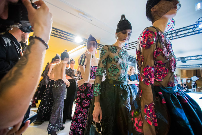 Go Behind the Scenes at Paris Couture Fashion Week with 40+ Exclusive Photos