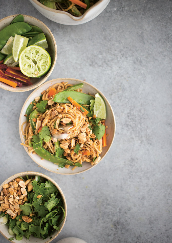 Weeknight Meal: Make This Chilled Peanut Noodles Dish <em>Tonight</em>