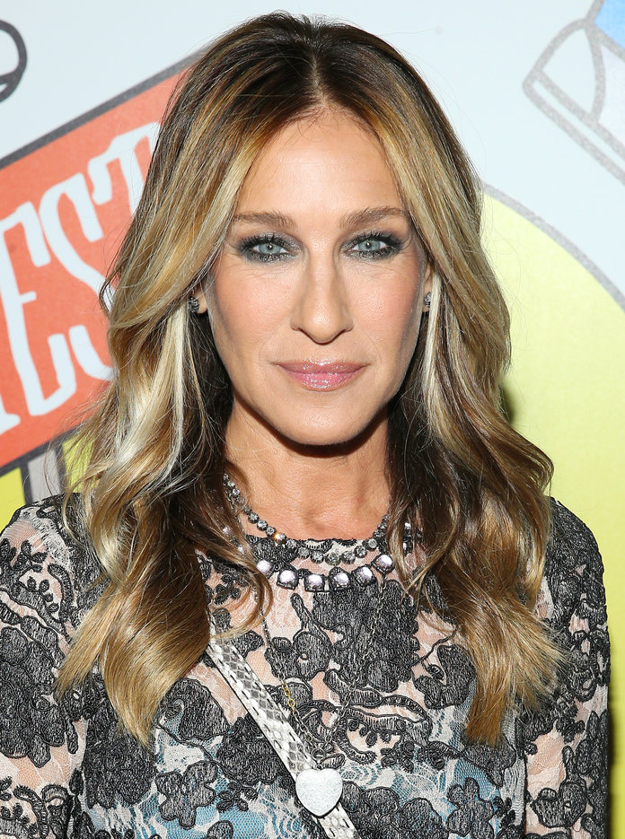 Sarah Jessica Parker Just Debuted the Sassiest Platinum ...