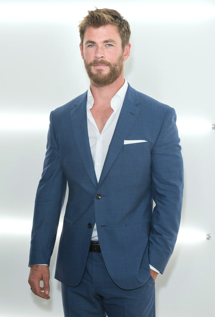 <p>Chris Hemsworth</p>