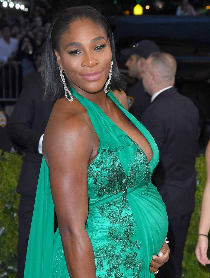 All the Celebs Are Excited to Meet Serena Williams' Daughter