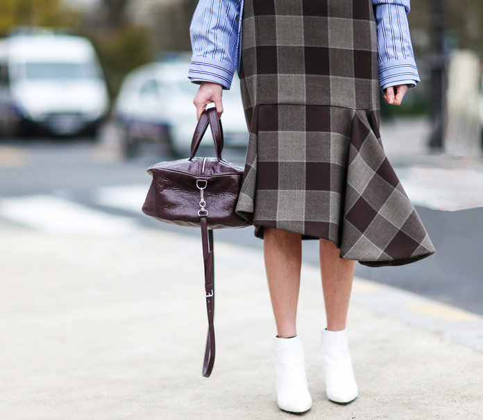 The Best White Booties to Buy for Fall