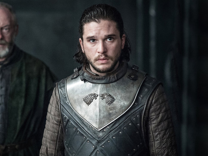 Kit Harington Cried About the <em>Game of Thrones</em> Ending