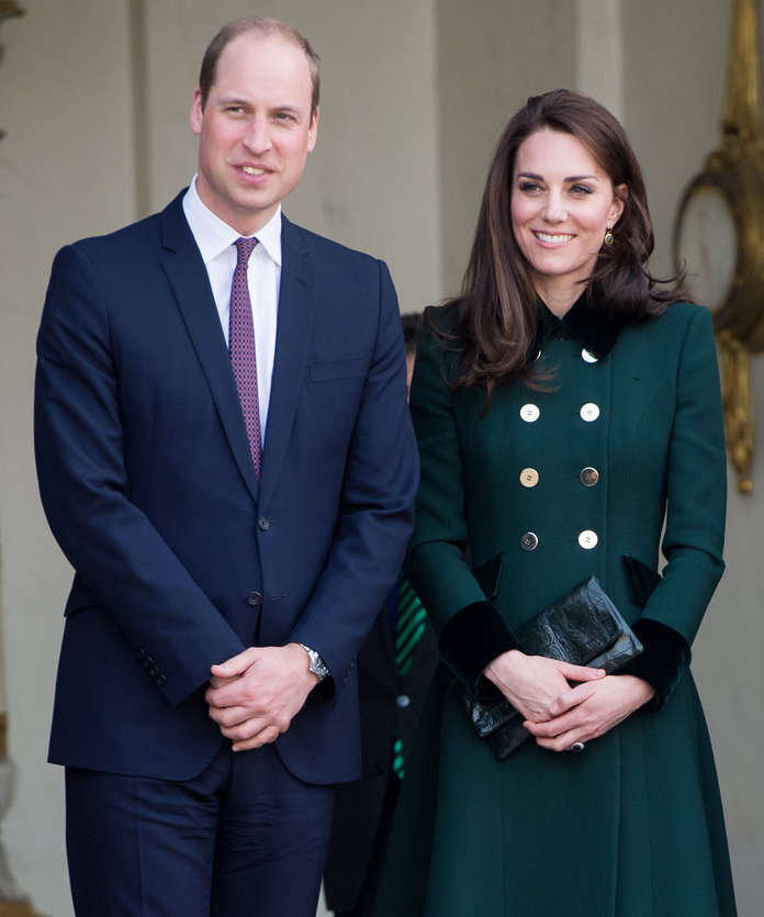 Kate Middleton & Prince William: Louis Arthur Charles of Cambridge